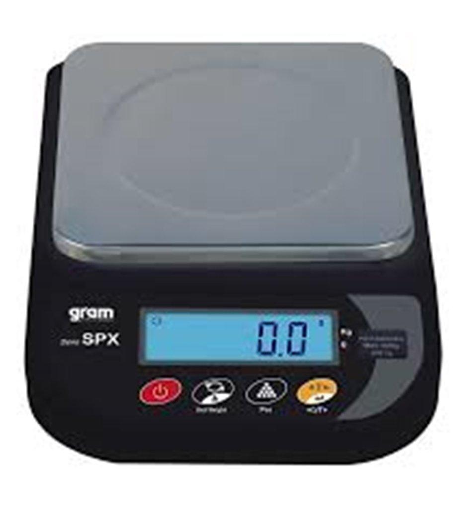Balanza industrial Gram Precision modelo SPX-3000-D 3Kg/0,1g dimensiones plato 155x155mm: Amazon.es: Industria, empresas y ciencia