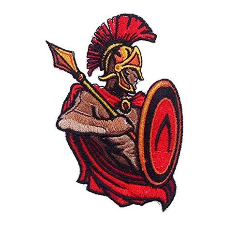 Molon Labe Spartans Molon Labe Embroidered Patch Iron-on
