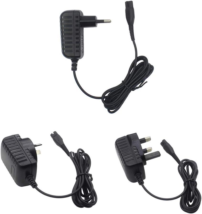 Beauneo Chargeur de Portable pour Karcher Karcher Wv50 Wv55 Wv60 Wv70 Wv75 et Wv2 Wv5 Prise de Fen/êTre Chargeur de Batterie Prise Europ/éEnne