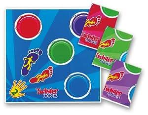 Hasbro Twister moves - Juego en familia