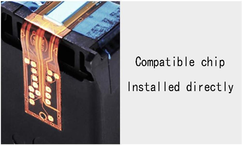 GYBN Refillable Ink Cartridge Color Ink Cartridge for Canon IP2880S MG2980 TS208 TS3120 MG2560 MX492 490 398 TR4580 MX478 MG3160 2540 TS5180 with Ink cartridge-2-set