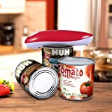 CharmUO Electric Can Opener, Food-Safe One Touch