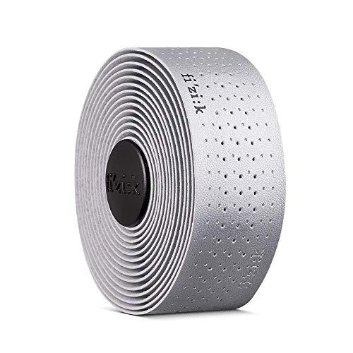 Fizik Tempo Microtex Classic - 2mm Bike Handlebar Tape, Silver