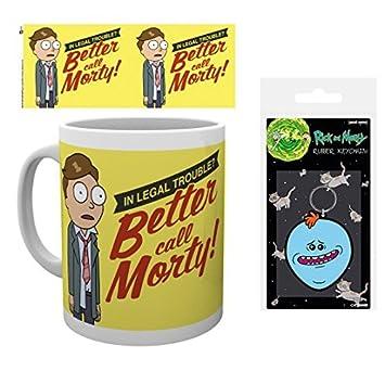 Set: Rick Y Morty, Abogado, En Problemas Legales? Mejor ...