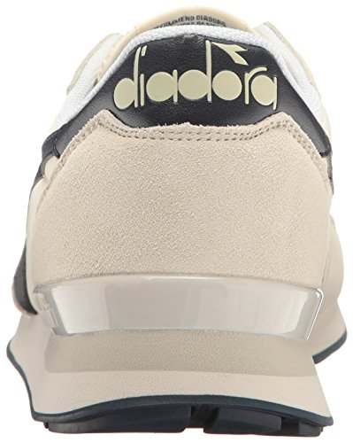 Diadora Mens Camaro Sneaker Whisper White/Blue Denim eP5oS