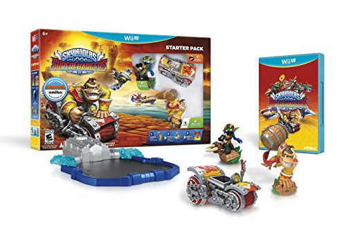 Skylanders SuperChargers Starter Pack - Wii U by Activision