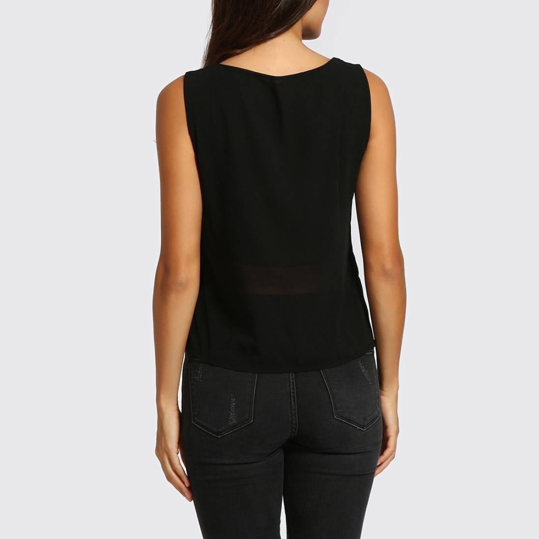 ... Corta con Cuello Redondo, Color pure Talla S-XL sin hombro Top de encaje cosido patchwork blusa Elegante y Moda verstidos mujer: Amazon.es: Belleza
