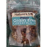 Nature's Mix Paleo Grain Free Granola with No Preservatives Added, Paleo Grain Free Granola, 200 g