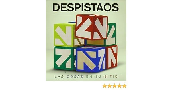 Las Cosas En Su Sitio: Despistaos: Amazon.es: Música