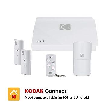 alarme maison kodak