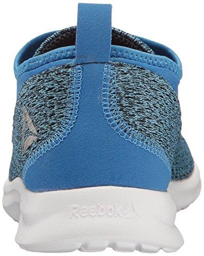 Reebok Vrouwen Dmx Lite Slip Wandelschoenen Lood / Echo Blue / Sky Blue / White