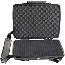 Pelican Products 1070-000-110 1075 HARDBACK CASE BLACK W/FOAM 11.11X7.92X1.63 PICK N PLUCK by Pelican