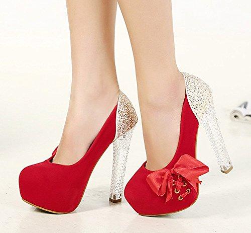 Melik Bleu Chaussures Hautes Avec Des Chaussures D'impression Crocodile Melik yUnIox4KT
