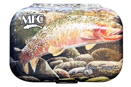 MFC Sundell Plastic Fly Box, Headwater Cutty 0-90-1817