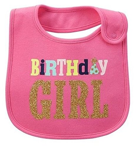 Carters Just One Birthday Girl