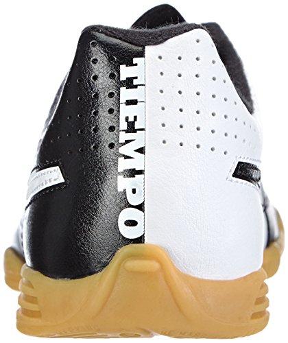 Nike Jr. Tiempo Rio II IC - Zapatillas de fútbol para niños Schwarz (Black/White)