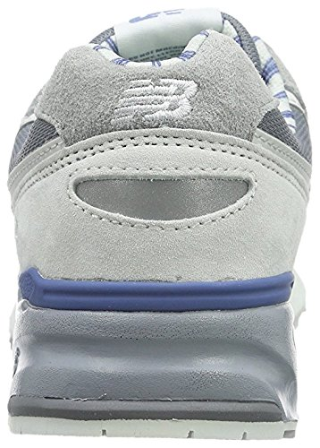 New Balance Wl999wd - Zapatillas Mujer Gris