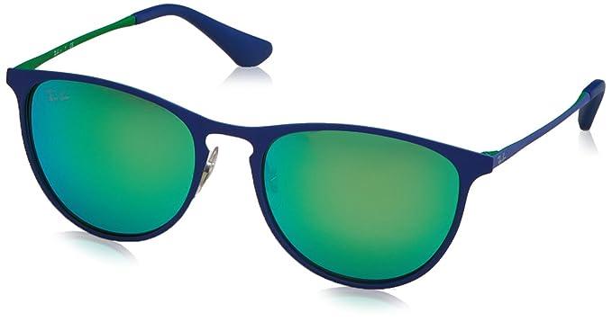 Ray-Ban 0Rj9538S Gafas de sol, Rectangulares, 50, Rubber ...