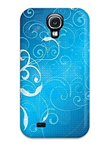 Protection Case For Galaxy S4 / Case Cover For Galaxy(simple Plan Christmas For Computer )