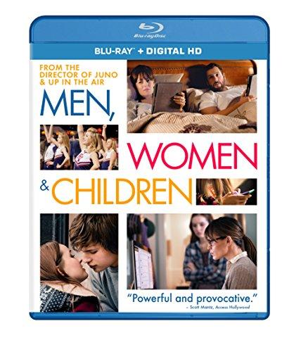 Men, Women & Children (Blu-ray + Digital HD)