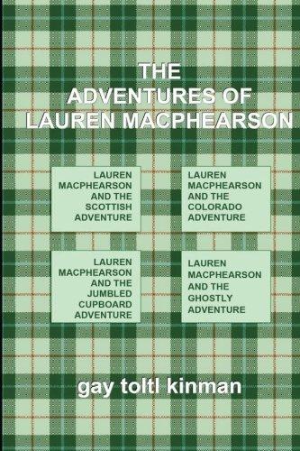 Download The Adventures of Lauren MacPhearson pdf