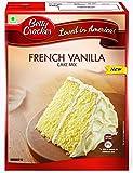 Betty Crocker French Vanilla Cake Mix, 520g