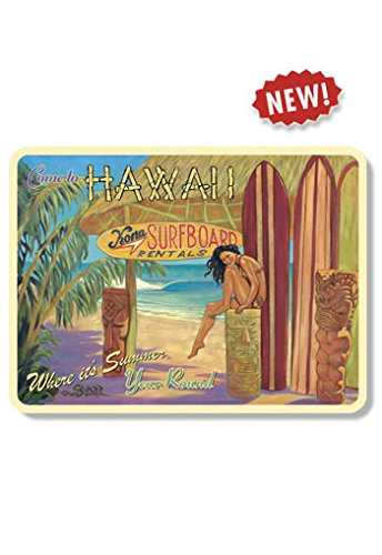 Kona alquiler de tabla de surf