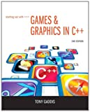Starting Out with Games and Graphics in C++, Gaddis, Tony, 0133128075