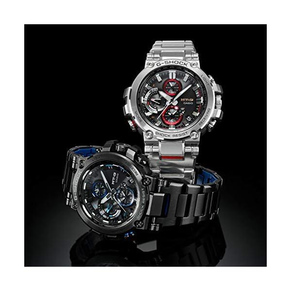 G-Shock [Casio] de CASIO MTG Equipado con Bluetooth de Radio Solar MTG-B1000BD-1AJF Hombres 3