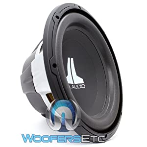"12W0V3-4 - JL Audio 12"" Single 4-Ohm W0V3 Series Subwoofer"