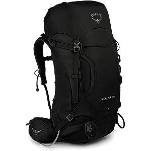6edadd87d9 Amazon.com : Osprey Packs Talon 44 Backpack, Black, S/M, Small ...