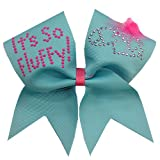 Chosen Bows It's So Fluffy Cheer Bow