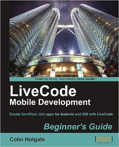 🔅 Libros revistas descarga LiveCode Mobile Development