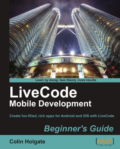 LiveCode Mobile Development Beginner