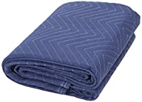 Shoulder Dolly Dual-Sided Moving Blanket for Residential & Professional Movers Supplies