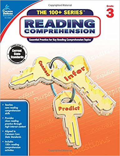 Reading Comprehension, Grade 3 (The 100+ Series™)