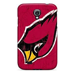 Bumper Hard Cell-phone Cases For Samsung Galaxy S4 With Custom HD Arizona Cardinals Series CristinaKlengenberg