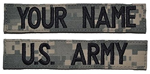 custom army patches velcro - 4