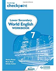 Cambridge Checkpoint Lower Secondary World English Workbook 7