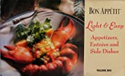 Bon Appetit: Light & Easy Appetizers,…
