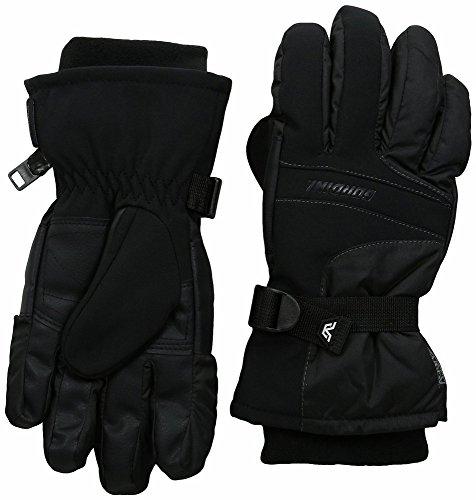 Gordini Women's Aquabloc VIII Gloves, Black, Large