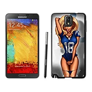 NFL Indianapolis Colts Samsung Galalxy Note 3 Case 027 NFLSGN3CASES848