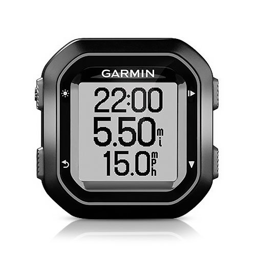 Garmin Edge 20 GPS Cycling Computer (Certified (Connect Garmin Gps Pc)