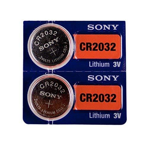 Sony 3V Lithium CR2032 Batteries (2 Pack Blister) ()