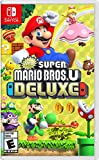 Video Games : New Super Mario Bros. U Deluxe - Nintendo Switch