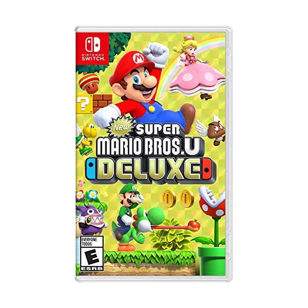 New Super Mario Bros U Deluxe – Nintendo Switch