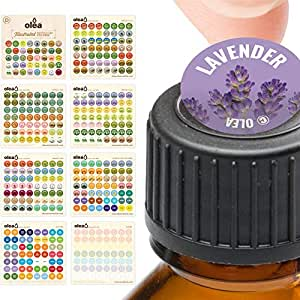 Amazon Com Illustrated Bottle Cap Labels For Doterra