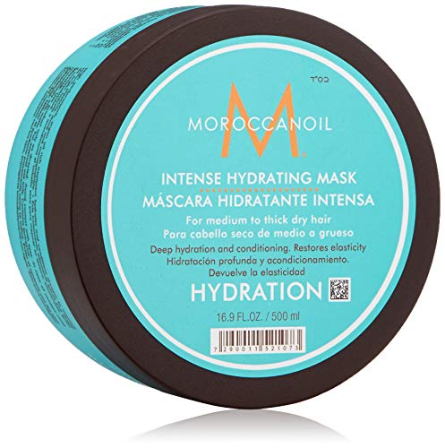 Moroccanoil Intense Hydrating Mask, 16.9 Fl Oz (Oil Masque Moroccan Hair)