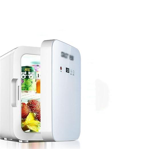 8L 12V DC 220V AC refrigeración Refrigerador Calefacción Mini ...