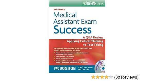 Medical Assistant Exam Success A Q&A Review Applying
